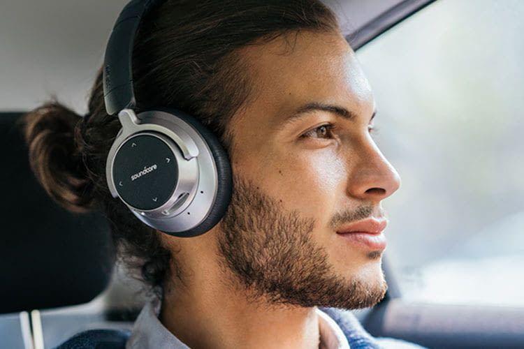Anker Soundcore Space NC: Die aktive Geräuschunterdrückung sorgt für ungestörten Musikgenuss