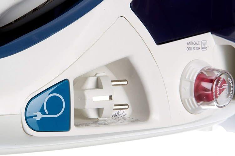 Anti-Calc-Collector gegen Verkalkung: Dampfbügelstation GV8461 Pro Express Turbo
