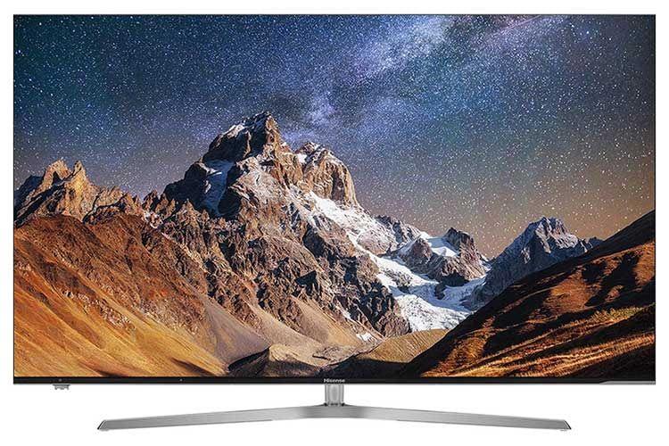 Der 65 Zoll UHD TV Hisense H65U7A bietet gute LCD Bildqualität und beherrscht HDR
