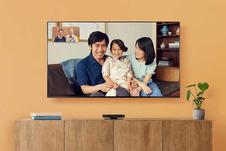 Facebook Portal TV richtet sich vor alle, die den Fernseher für Video-Chats verwenden wollen