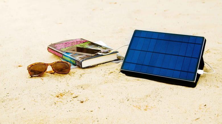 Solartab C Solarladegerät
