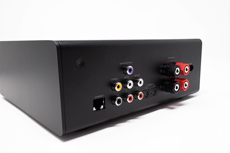 echo link amp im test der alexa stereo verst rker. Black Bedroom Furniture Sets. Home Design Ideas