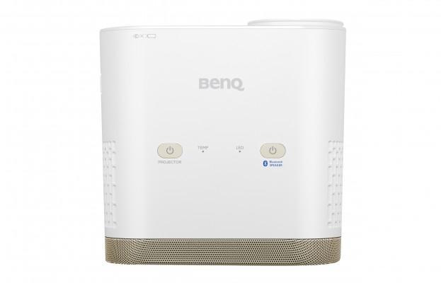BenQ i500 Projektor und seine Bedienelemente