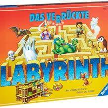 Mit mehreren Spielvarianten ein kurzweiliges Spiel mit einfachen Regeln geeignet für Kinder, fördert logisches Denken.