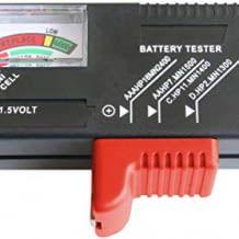 Zum einfachen Überprüfen des aktuellen Ladezustands der Batterie. Einfach einsetzen.