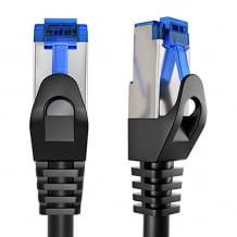 5m Netzwerkkabel überträgt maximale Glasfaser Geschwindigkeit. Ideal für Gigabit-Netzwerke. Zuverlässig und sicher.