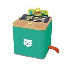 Streamingbox für Kinder mit geschlossenem System für hohe Datensicherheit und volle Kostenkontrolle. Inkl. Nachtlicht und Touch-Bedienung.