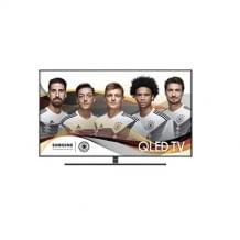 QLED TV mit 4K Ultra HD Auflösung, sowie 4x HDMI, 3x USB, LAN und WLAN