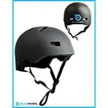Der passende Kopfschutz für BLUEWHEEL-Fans. Verfügbar in zwei unterschiedlichen Größen.