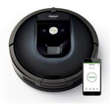 Saugroboter mit 3-stufigem Reinigungssystem, Teppich-Turbomodus, Dirt Detect Sensoren und moderner Navigations-technologie.