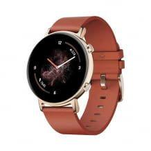 Stylische Smartwatch mit SpO2-Monitoring, Herzfrequenzmessung, Bluetooth Telefonie und Musik-Wiedergabe.