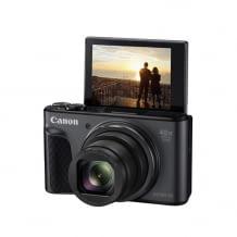 20,3 MP Digitalkamera mit klappbarem LC-Display, WiFi und Bluetooth-Verbindung sowie Full HD Videofunktion