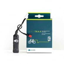 GPS Tracker für E-Bikes mit Diebstahlalarm, Echtzeit-Ortung und Routentagebuch. Inkl. SIM-Karte.