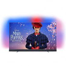 Ultraflacher 4k UHD OLED Fernseher mit 164cm Bildschirmdiagonale