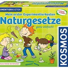Für das spielerische Erkennen von Naturgesetzen. Mit kindgerechten Materialien und umfangreicher Ausstattung.
