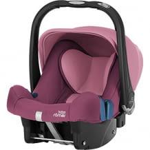 Mit allen Britax Kinderwagen und Kinderwagen anderer Hersteller kompatibele Babyschale