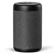 Ladestation und Lautsprecher für Echo Dot 3. Mit dreifacher Lautstärker und 360 Grad Klangerlebnis.