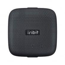 Kleiner, wasserdichter Lautsprecher mit gutem Sound und tiefen Bässen. Inkl. reißfestem Silikonriemen für flexible Befestigung.