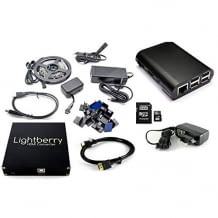 The complete set incl. 4m LED strip lets you re-experience your TV. Easy installation.