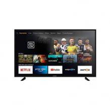 43 Zoll Fernseher mit 4k Ultra-HD-Technologie und integriertem Fire TV. Inkl. Magic Fidelity für kraftvollen Sound.