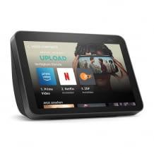 HD-Smart Display mit Alexa und 13-MP-Kamera, die Nutzern bei Videotelefonaten automatisch folgt