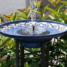 Besonders umweltfreundlicher Sprenkleraufsatz, der ohne Batterien auskommt, und jedes Gefäß zum Brunnen macht