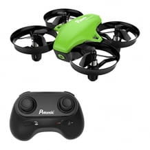 Quadrocopter inkl. Höhenhaltemodus, kann mit nur einem Knopfdruck gestartet oder gelandet werden, ideal für Anfänger