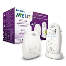 Bewährtes Babyphone mit sicherer DECT-Verbindung und hoher Reichweite. Inkl. Gegensprechfunktion und verschiedene Modi.