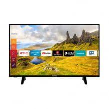 43 Zoll 4K UHD Smart TV mit Quad Core Prozessor und integriertem Triple-Tuner-DVB T2.