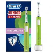 Für Spaß am Zähneputzen und bessere Putzgewohnheiten. Inkl. Timer, weichen Borsten und langer Akkulaufzeit.
