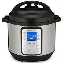 9-in-1-Gerät: Schnellkochtopf, Slow Cooker, Reiskocher, Dampfgarer, Bratpfanne, Eierkocher, Joghurtbereiter, Wärmer und Sterilisator.