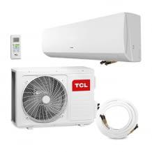 Split Klimagerät mit TCL Quickconnector für besonders einfache und komfortable Inbetriebnahme.
