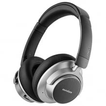 Kabelloser Bluetooth-Kopfhörer mit aktiver Geräuschunterdrückung und komfortabler Touch-Bedienung