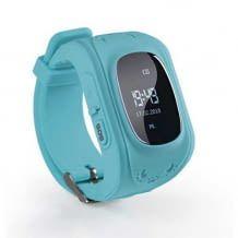 Mit GPS- und Alarmfunktion. Die Kinder Smartwatch kann auch als Telefon genutzt werden. Inkl. Schrittzähler.