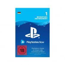 Ein Monat PlayStation Now mit Zugriff auf über 500 Blockbuster, PlayStation Exklusives und vieles mehr.