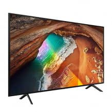 55 Zoll QLED-TV mit dynamischen HDR und Ambient Mode für die Verschmelzung von TV und Wohnzimmer