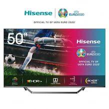 ULED Smart TV mit 4k UHD Auflösung, HDR und Dolby Vision. Inkl. Triple Tuner. Im Ultra Slim Design.