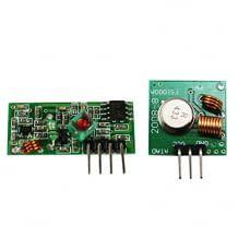 433 MHz Sender- und Empfänger Modul Set für Raspberry Pi