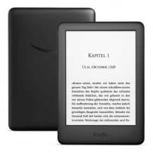 eReader with adjustable front light. Display without mirror effects - designed for reading. Without advertisement!