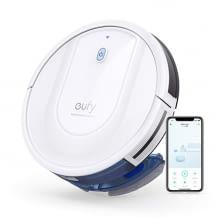 Saugroboter mit Wischfunktion und Smart Dynamic Navigation. Funktioniert per Sprachsteuerung mit Alexa und Google Assistant.