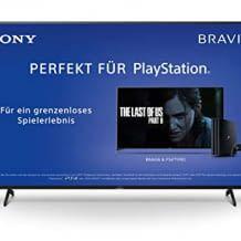 Leistungsstarker Smart TV mit 4k Qualität, X-Balanced Lautsprecher und Sprachsteuerung.