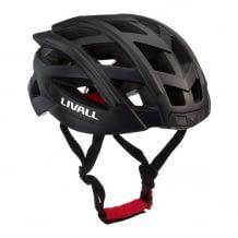 Smarter Fahrradhelm mit europäischen Sicherheitsstandards. Mit Rückleuchte, intelligentem SOS Alarm und Bluetooth Lautsprecher.