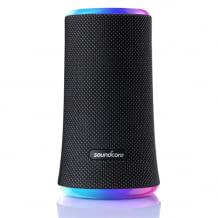 Wasserdichter Bluetooth Lautsprecher mit 360 Grad Sound und rhythmus-geladener Lichtershow. Inkl. PartyCast und langer Akkulaufzeit.