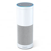 Amazon Echo 1, weiss