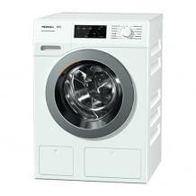 8 kg Frontlader mit automatischer Waschmittel-Dosierung, 1.400 Umdrehungen /min, unterschiebbar, Watercontrol-System, PIN-Code Verriegelung