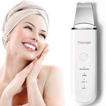 Schmerzfreie Tiefenreinigung durch Hochfrequenz Ultraschall, unterstützt außerdem die Straffung der Haut