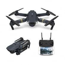 WiFi-Quadrocopter mit 120°Weitwinkel, 720p HD Kamera und App-Steuerung