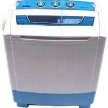 D+L GmbH Mini Waschmaschine 5.2kg Miniwaschmaschine + Schleuder