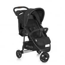 Komfort Buggy für Babys und Kleinkinder bis 25 kg, inkl. Getränkehalter, Einkaufskorb und gepolstertem 5-Punkt-Gurt