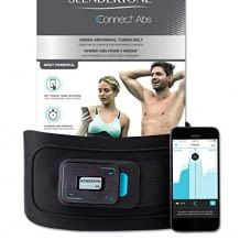 Intelligenter Bauchmuskeltrainer. Steuerung per App mit individuell angepassten Workouts. Mit 100 Intensitätsstufen.